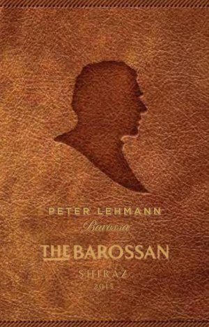 2015 Peter Lehmann The Barossan Shiraz