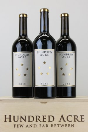 2012 Hundred Acre Vineyard Cabernet Sauvignon Few and Far Between