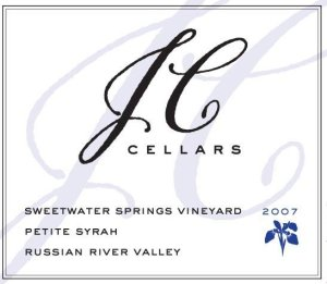 2013 Jeff Cohn Cellars Petite Sirah Landy Sweetwater Springs Vineyard