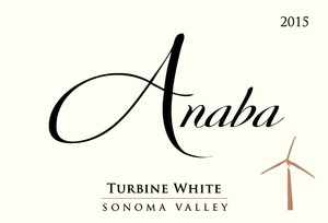 2015 Anaba Wines Turbine White Blend