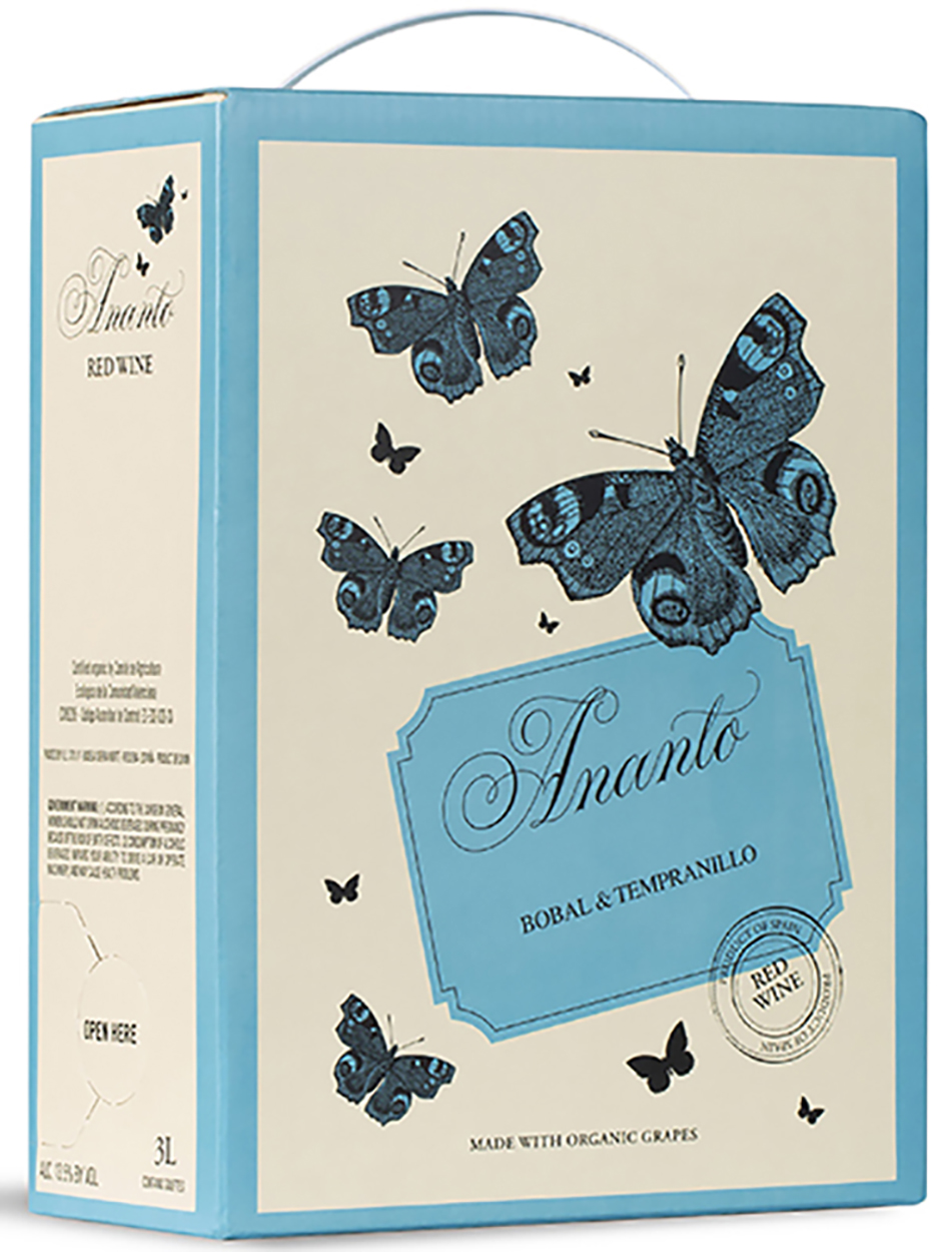 Ananto Bobal/Tempranello Bag in Box 3.0 L