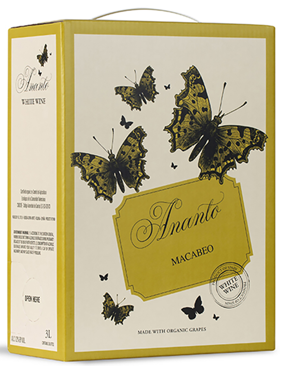 Ananto Macabeo White Bag in Box 3.0 L