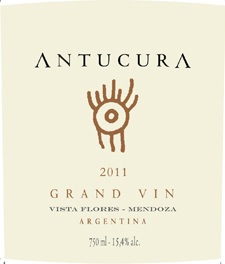2011 Antucura Gran Vin Proprietary Red