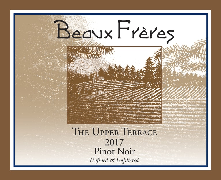 2016 Beaux Freres Pinot Noir The Upper Terrace Vineyard