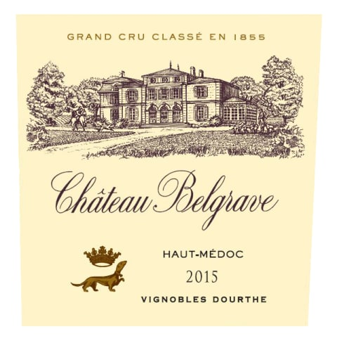 Chateau Belgrave 375 ml