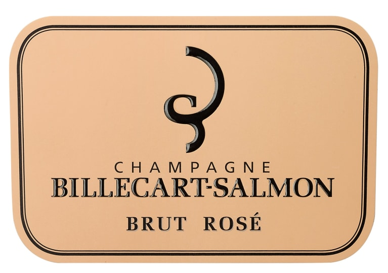 N.V. Billecart-Salmon Brut Rose 375 ml