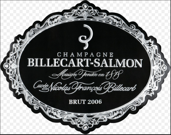 2006 Billecart-Salmon Cuvee Nicolas Francois Billecart Brut