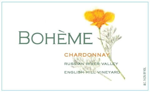 Boheme Chardonnay English Hill