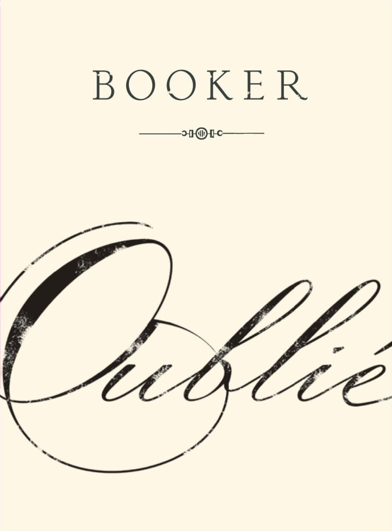 2017 Booker Vineyard Oublie