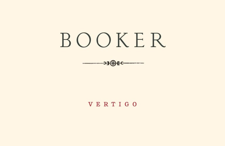 2017 Booker Vineyard Vertigo