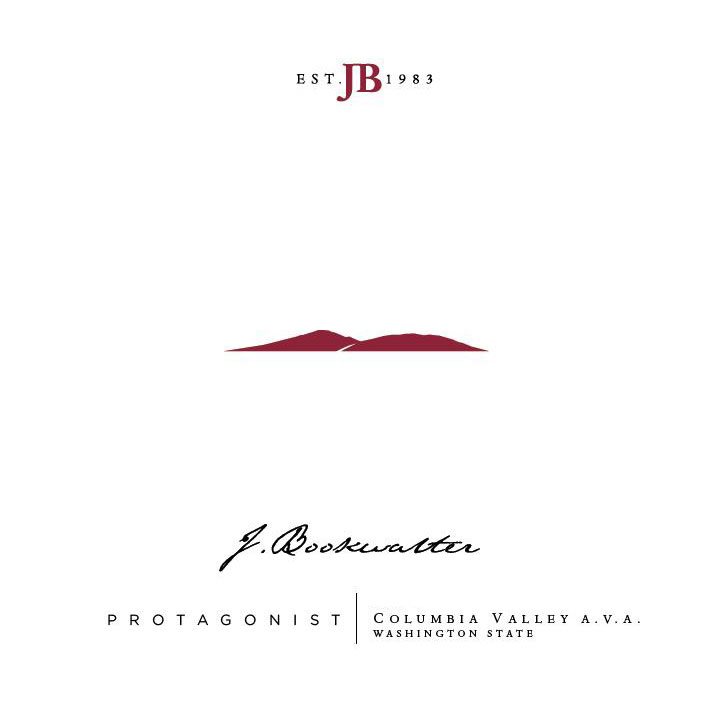 2015 Bookwalter Cabernet Sauvignon Protagonist Conner-Lee Vineyard
