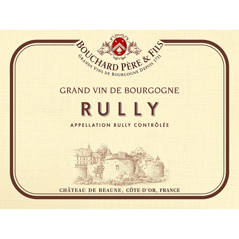 2015 Bouchard Pere & Fils Rully Blanc