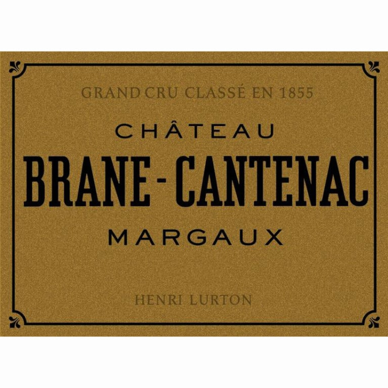 Chateau Brane-Cantenac 375 ml