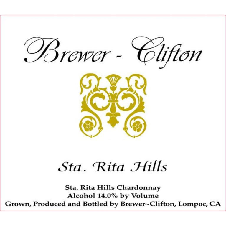 Brewer-Clifton Chardonnay SRH
