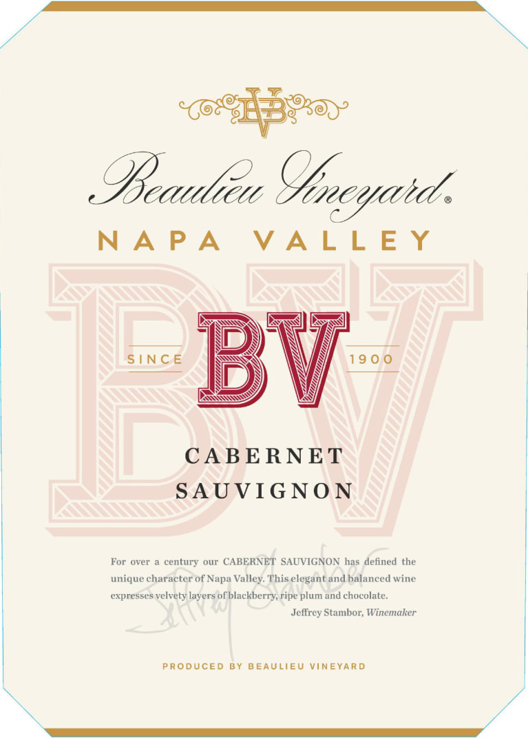 Beaulieu Vineyards (BV) Cabernet Sauvignon