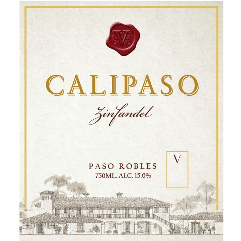 Calipaso Zinfandel Estate Grown