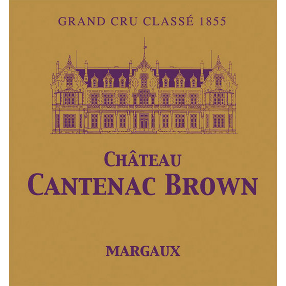 2015 Chateau Cantenac Brown