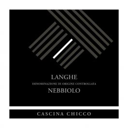 2017 Cascina Chicco Nebbiolo Langhe