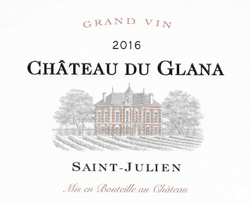 2016 Chateau du Glana