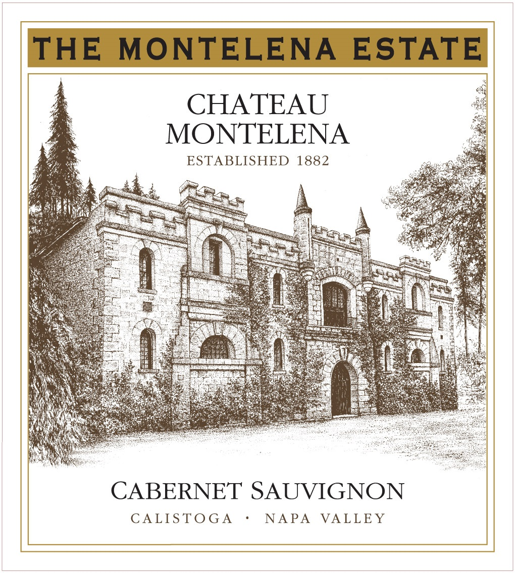 2013 Chateau Montelena Cabernet Sauvignon Estate 375 ml