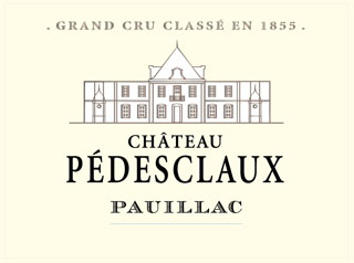 Chateau Pedesclaux 375 ml