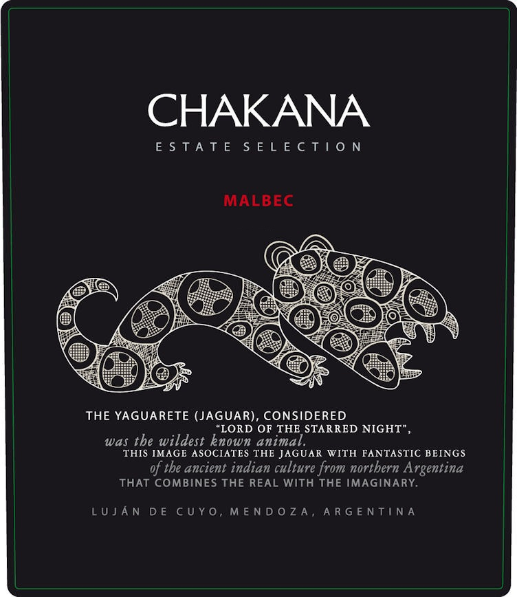 2017 Chakana Malbec Estate Selection
