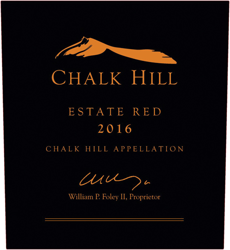 Chalk Hill Proprietary Estate Red Blend