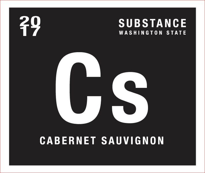 Charles Smith Substance Cs Cabernet Sauvignon