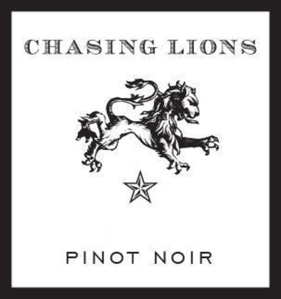 2016 Chasing Lions Pinot Noir