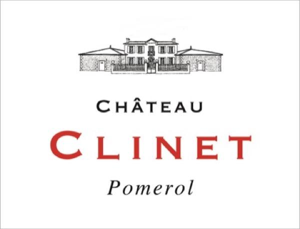 2014 Chateau Clinet 375 ml