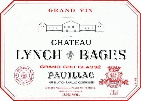 Chateau Lynch Bages 1.5 L