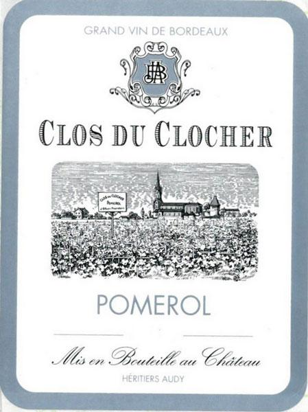 Chateau Clos du Clocher