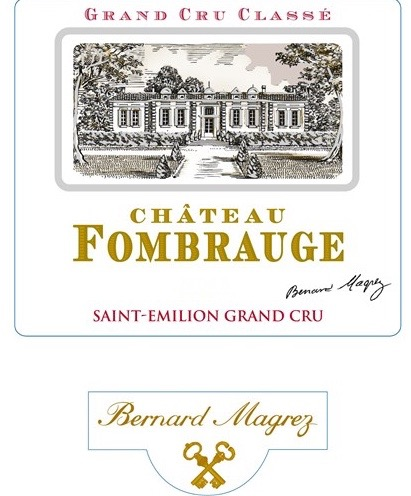 2016 Chateau Fombrauge
