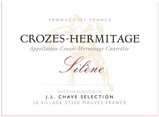 J. L. Chave Crozes-Hermitage Silene