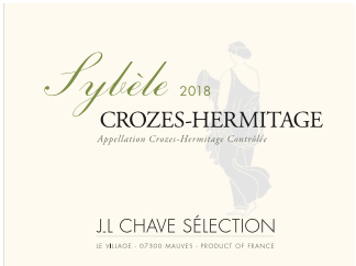 J. L. Chave Crozes-Hermitage Sybele Blanc