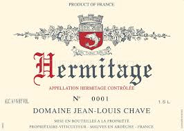 2012 J. L. Chave Hermitage Blanc