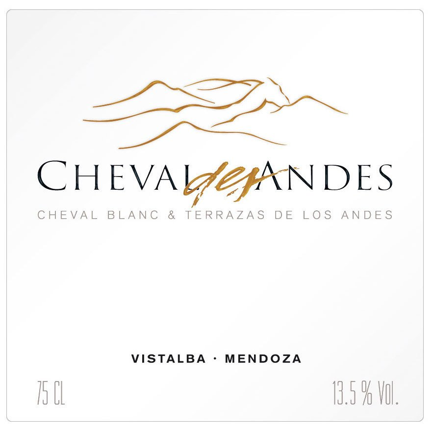 Cheval des Andes Proprietary Red Blend 1.5 L