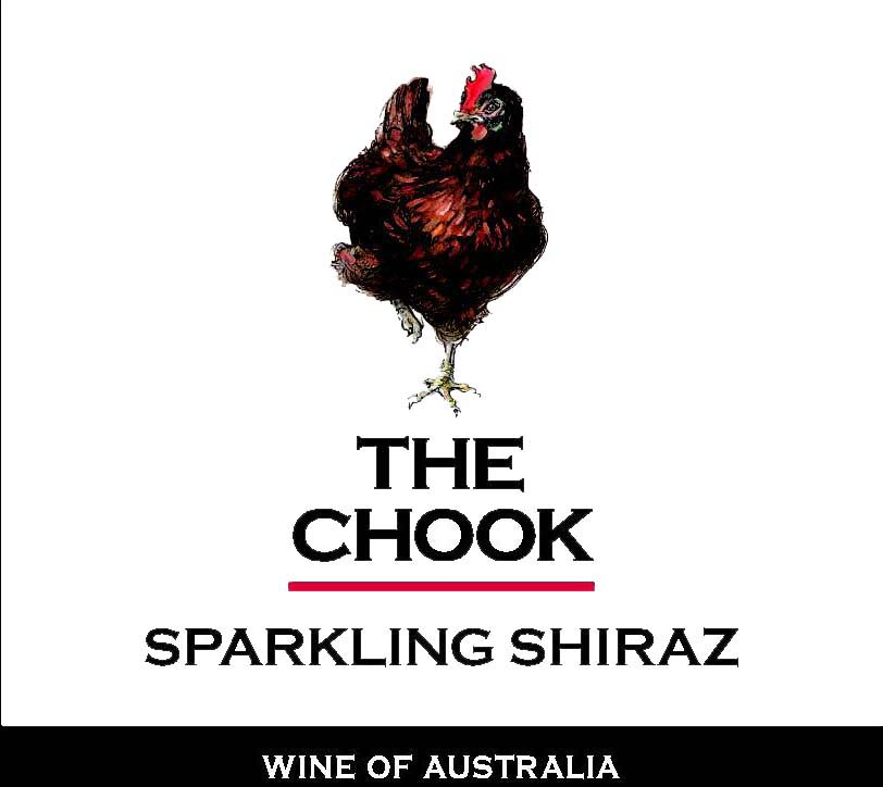 N.V. The Chook Sparkling Shiraz