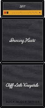 2017 Cliff Lede Cabernet Sauvignon Dancing Heart Rock Block Series