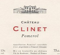 2005 Chateau Clinet