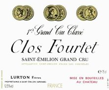 2010 Chateau Clos Fourtet (Case of Twelve)