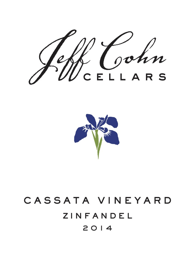 2014 Jeff Cohn Cellars Zinfandel Cassatta Vineyard