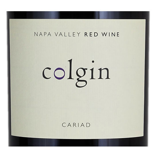 2012 Colgin Cariad Proprietary Red