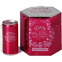 N.V. Coppola Sofia Mini Can Blanc de Blancs 4-187 ml Pack