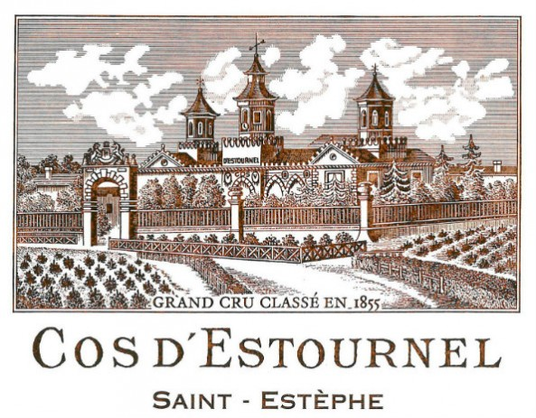 2015 Chateau Cos d' Estournel