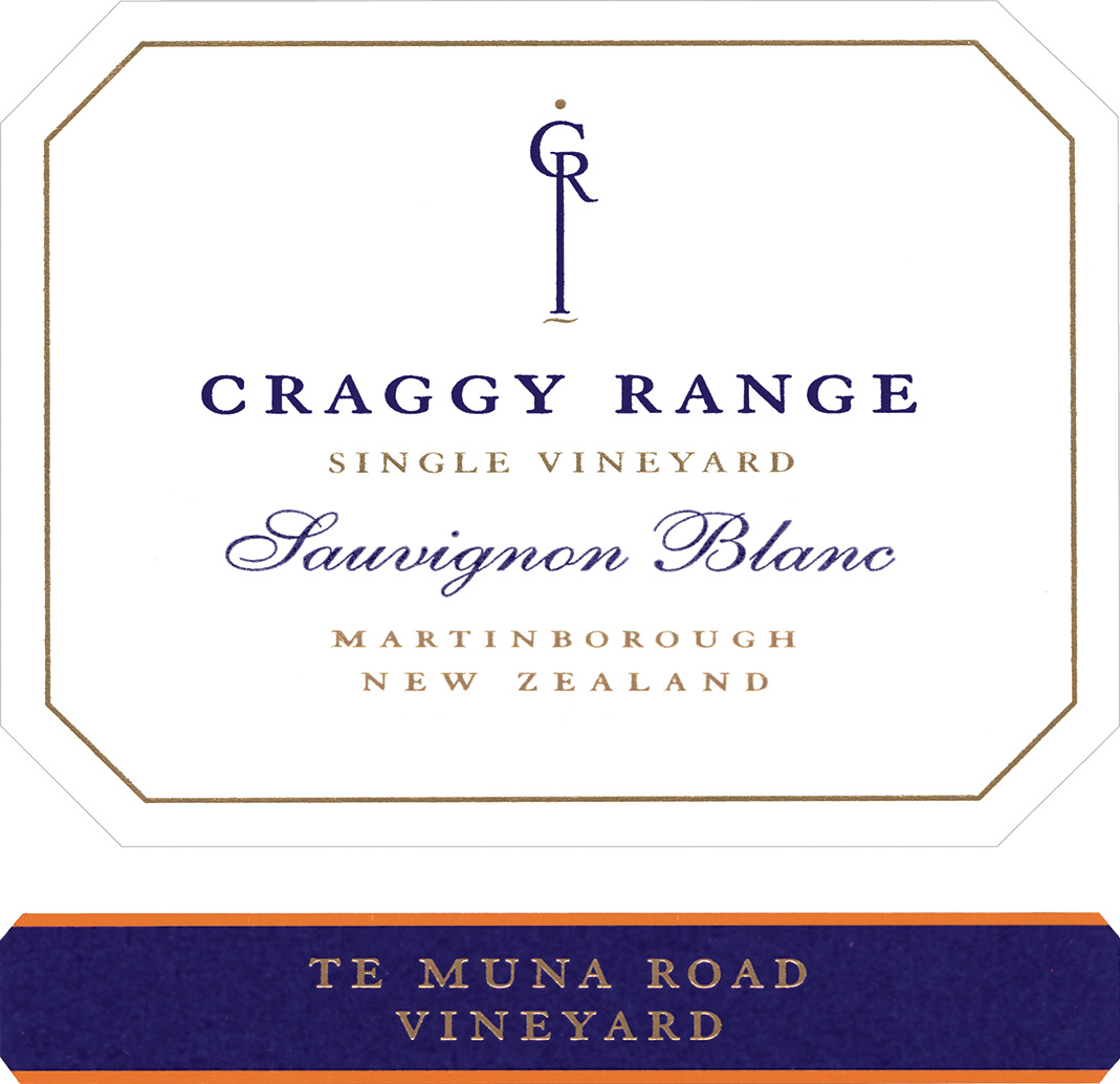Craggy Range Winery Sauvignon Blanc Te Muna Road Vineyard