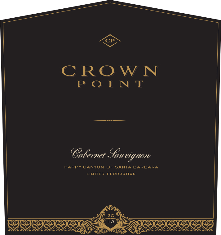 2013 Crown Point Cabernet Sauvignon
