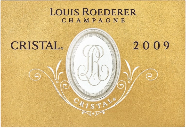 Louis Roederer Cristal - Click Image to Close