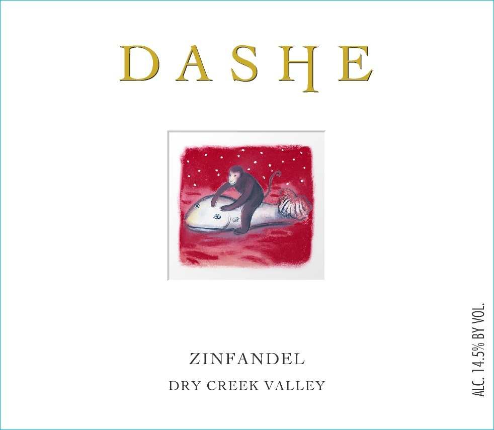 2015 Dashe Cellars Zinfandel 375 ml
