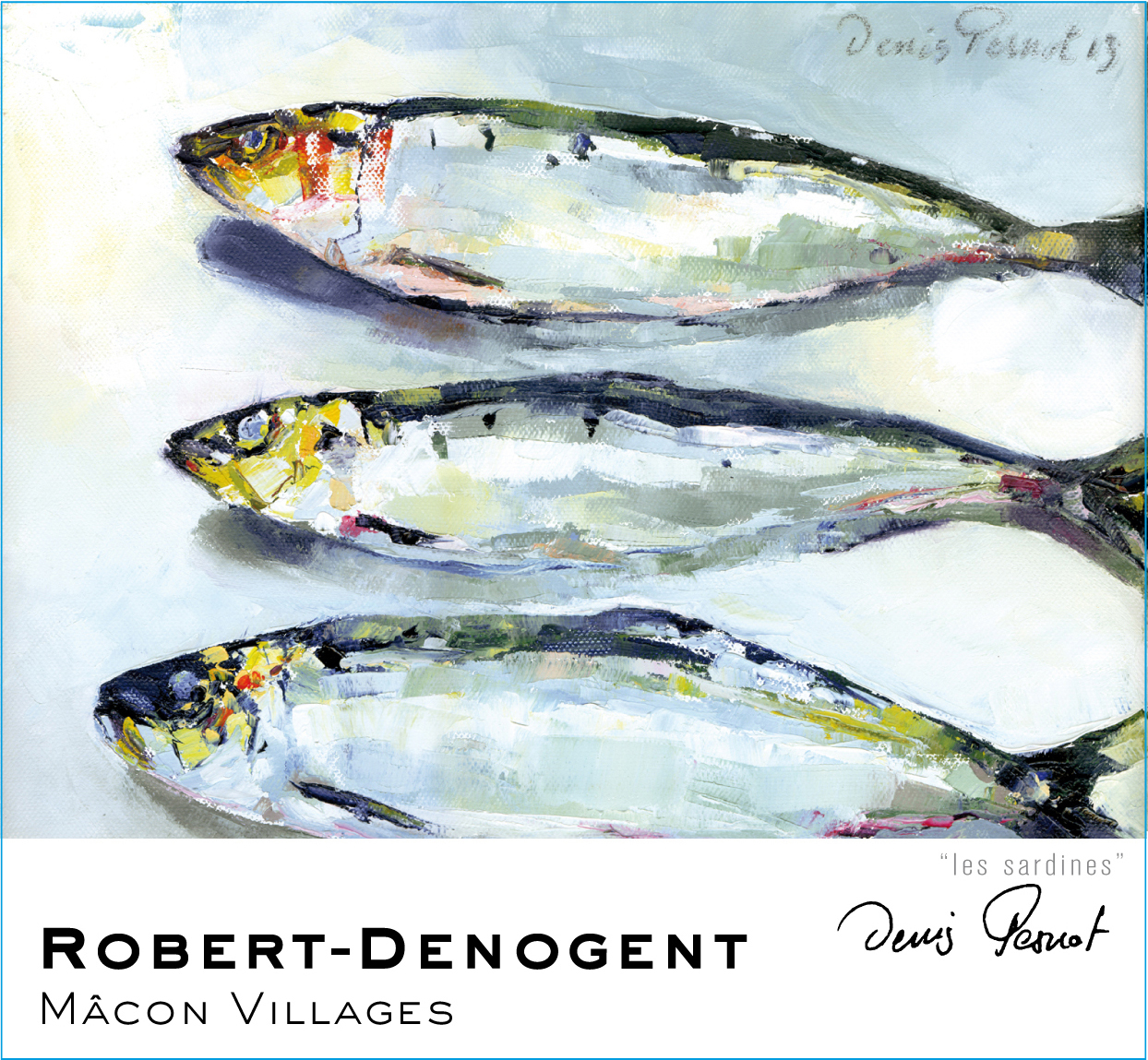 Robert-Denogent Macon-Villages Les Sardines